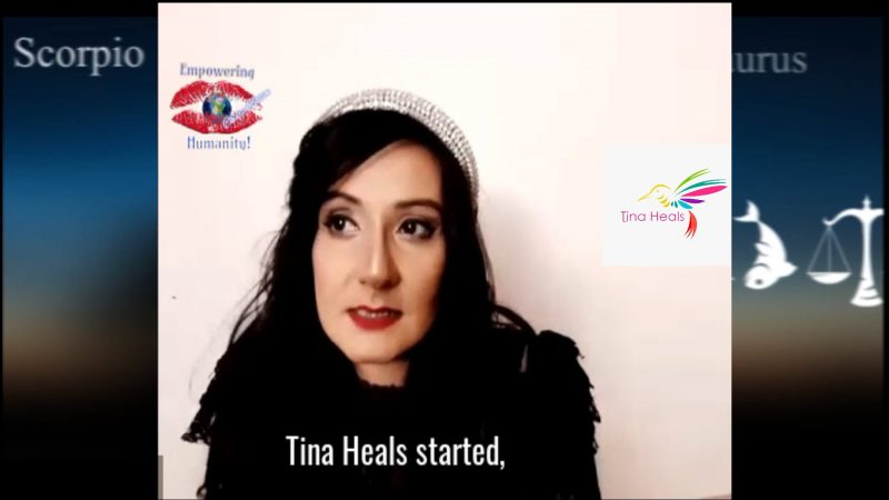Tina From TinaHeals.com - Episode 8